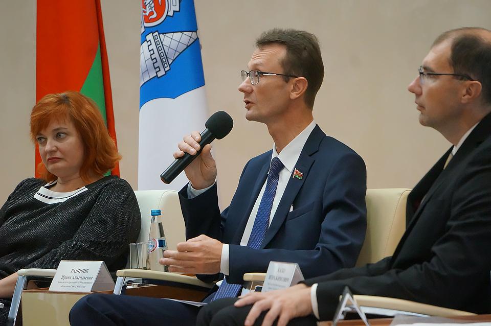 Игорь Каско о необходимых изменениях в системе здравоохранения, образования, соцзащиты, культуры, спорта и туризма, экологии