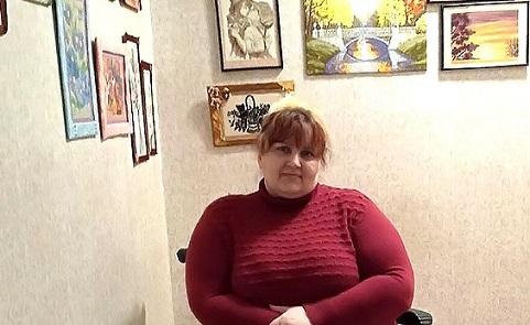 Ко Дню инвалидов: Татьяна Новицкая о себе, своей жизни и увлечениях