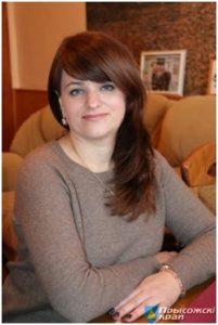 Шедова Анна Леонидовна