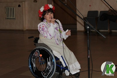 «Талисман удачи»: Под таким названием в Костюковичах прошел конкурс среди талантливых представителей ОО «Белорусское общество инвалидов»