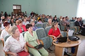 Мероприятие по случаю 30-летия Белорусского общества инвалидов в Горках