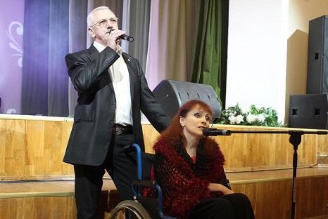 Городской фестиваль творчества инвалидов прошел в Могилеве. Фото